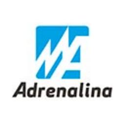 logo de la agencia de seo adrenalina